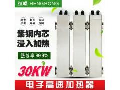 高速半导体加热器 电锅炉加热体 PTC加热管 恒嵘科技