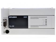 三菱FX3U-64MR/ES-A PLC编程及远程控制