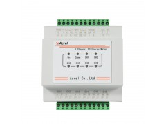 AMC16-dett通信基站节能用电直流电表48V 6路输出
