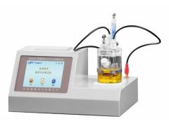 微量水分测定仪SCKF107型